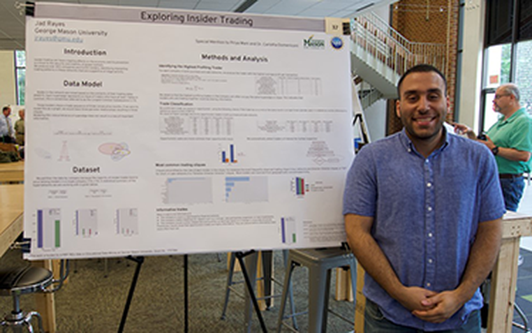 Post Image: Undergraduates participate in research with the NSF funded REU Site