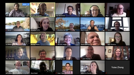 Article Image: Faculty and Staff  share their experiences after a week of Remote Teaching and Working