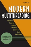 Book Cover for Modern Multithreading