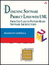 Book Cover for Designing Software Product Lines with UML: From Use Cases to Pattern-Based Software Architectures