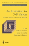 Book Cover for An Invitation to 3-D Vision