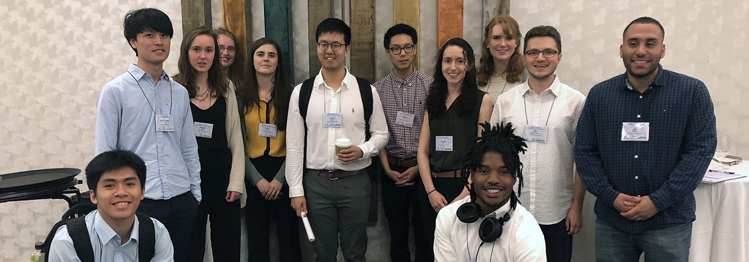 Slide Image: Undergraduate Students Across the Country Participate in a NSF REU Site Project at Mason (http://www.cs.gmu.edu/~reu)