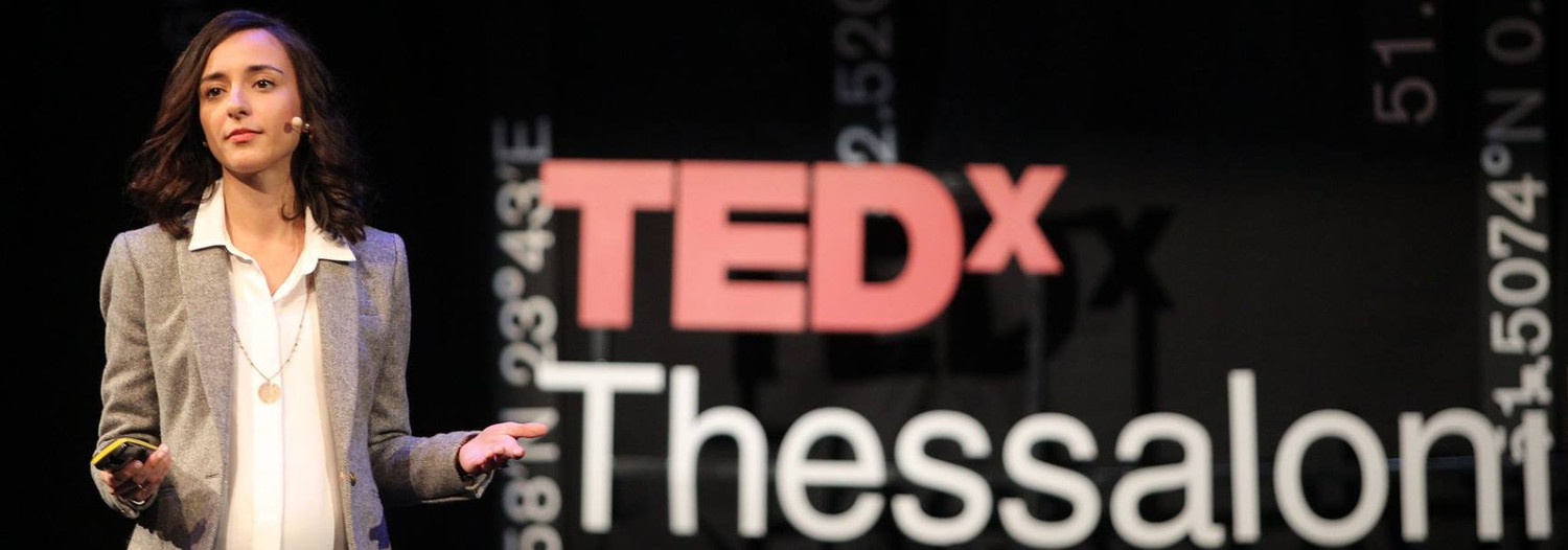 Slide Image: Professor Foteini Baldimtsi is a TEDx Thessaloniki Speaker (http://bit.ly/2p8G27N)