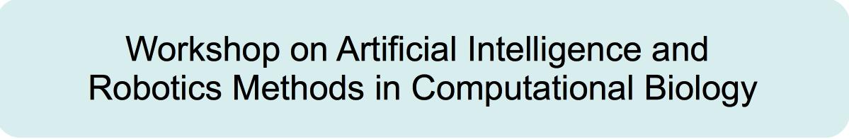 AAAI 2013 Workshop | Artificial Intelligence and Robotics