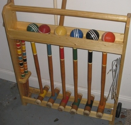 Home ideas plans for building pool cues for Cue rack plans