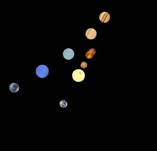 orbital paths of planets animations - photo #29