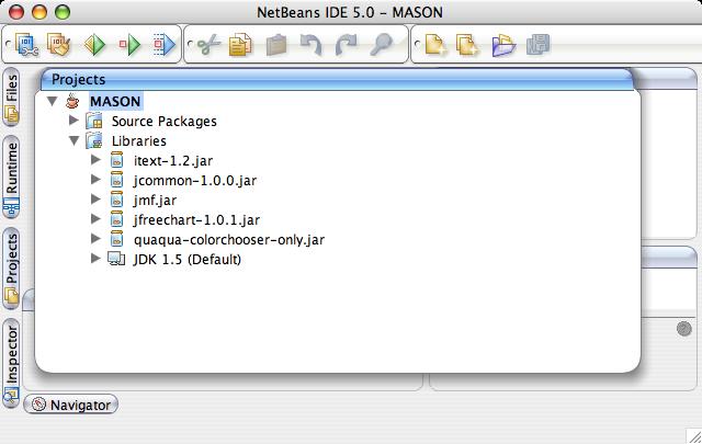 Installing MASON on NetBeans