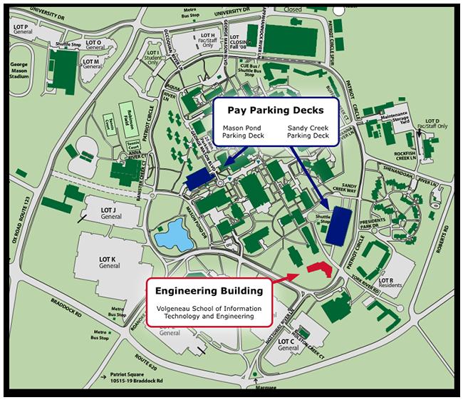 george mason fairfax campus map Gmu Autonomous Robotics Laboratory Main Contact george mason fairfax campus map