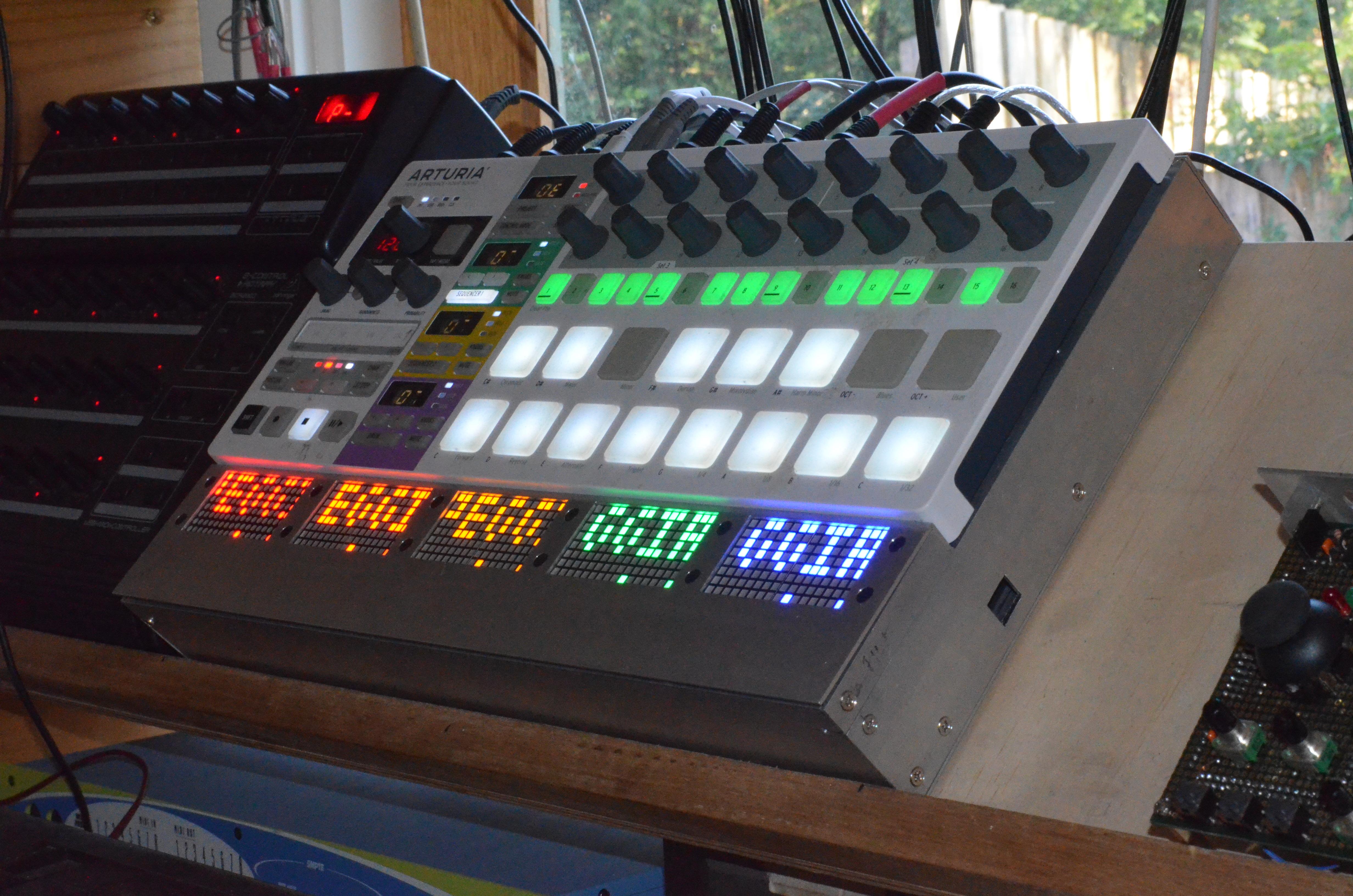 Gizmo: an Arduino-based MIDI Utility Device